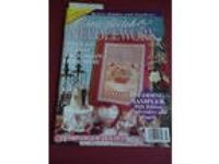 Cross Stitch & Needlework Back Issue Magazines - Lot of 3