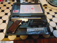 For Sale: Ruger Mark III