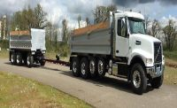 Competitive dump truck financing for all credit types