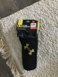 Under Armour shin guards for soccer. Size small. Tremont porch pickup. Only used a few times.