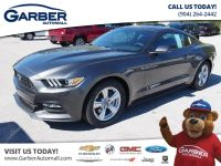 2017 Ford Mustang V6 2dr Fastback (Magnetic Metallic)