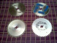 "7 1/4"" Worm Drive Saw Blades - 16 - All Freshly Sharpened"