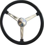 "Buy 3 SPOKE 15"" STEERING WHEEL FORD 1932 HOT RAT ROD STREET VTG STYLE DIRT TRACK motorcycle in Sacramento, California, US, for US $234.98"