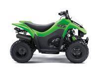 2017 Kawasaki KFX50 Kids ATVs Santa Clara, CA