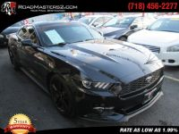 Used 2015 Ford Mustang 2dr Fastback EcoBoost, 9,856 miles