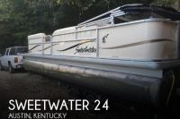 2007 Sweetwater 2486 Tuscany Series