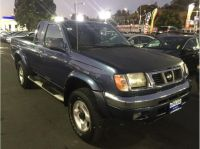 2000 Nissan Frontier-King-Cab SE