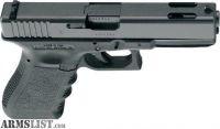 For Sale: Glock 17 Compensated Laser TRIJICON