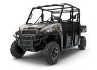 2018 Polaris Ranger Crew XP 1000 EPS Side x Side Utility Vehicles Cleveland, TX