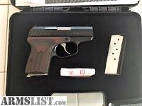 For Sale: Very Rare: Rohrbaugh Stealth R9 Masterpiece 9mm DAK - LNIB - The Rolex of carry guns!