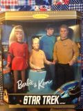 Star Trek Barbie and Ken Collectors Set