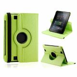 360 Degree Rotating PU Leather Case Cover 4 Amazon Kindle Fire HD HDX