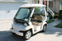 2011 CT&T cZone Street Legal Golf Cart/ UTV