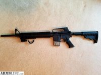 For Sale/Trade: Bushmaster AR-15