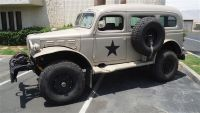 1942 Dodge Carryall WC-53