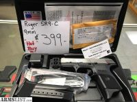 For Sale: Ruger SR9 compact