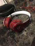 Flawless, hardly used solo 2 red Beats by Dre.