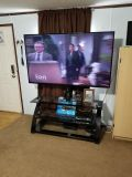 65 in smart tv with stand