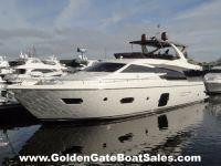2015 Ferretti Yachts 750 For Sale