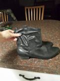 Black Boots Urban Outfitters 8.5