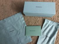 EMPTY tiffany and co glasses case