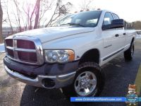 2005 Dodge Ram 2500 4X4 QUAD CAB 5.9 CUMMINS DIESEL LONG BED