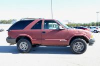 1997 Chevrolet Blazer 2DR 4X4 RUNS OK  LOW PRICED