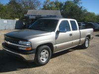 2002 Chevrolet Silverado 1500 Ext Cab  LS