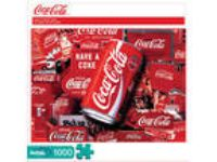 Sign of Good Taste Coca-Cola 1000 Piece Jigsaw Puzzle