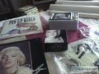 Marily Monroe Items