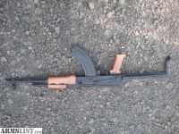 For Sale: Hungarian underfolder and romanian fixed stock AKs
