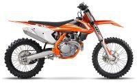 2018 KTM 450 SX-F Motocross Motorcycles Bennington, VT