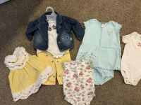 Mixed lot of 6-9 month girls clothes