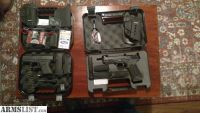 For Sale: 2 Pistols: Glock G43 and S&W M&P 2.0