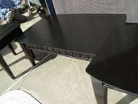 Matching coffee table  2 end tables