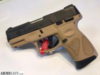 For Sale: NEW Taurus PT111 G2 Tan 9mm Pistol, 2 Magazines, 12+1 Rounds