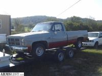 For Sale/Trade: 1985 GMC c10