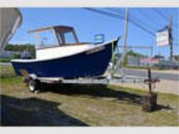 2011 Home Made Lobster Boat Downeast