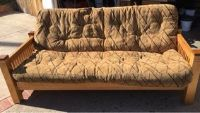futon bed couch
