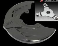 Purchase ZETA FRONT BRAKE DISC GUARD BLACK 2004-2012 CRF250X CRF450X CRF 250 450 X (1120) motorcycle in Sugar Grove, Pennsylvania, United States, for US $53.95