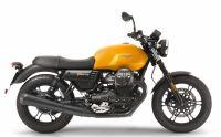 2017 Moto Guzzi V7 III Stone Standard/Naked Motorcycles Depew, NY