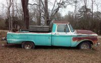 1964 Ford F-100 Truck
