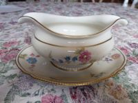 Castleton China Sunnyvale pattern Gravy boat