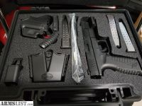 For Sale: Springfield XDM 5.25 Competition 9mm