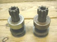 Purchase Lot (2) Starter drive New Old Stock 480464 motorcycle in Huntsville, Texas, US, for US $19.00