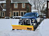 2017 Meyer Drive Pro 7 Ft. 6 In. Single Pull Snow Plow Blades Erie, PA