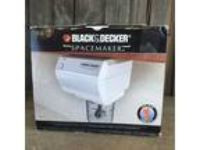 Black and Decker Spacemaker Mini Food Processor Grinder