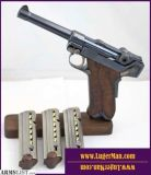 For Sale: Luger 45 US Army Trial Luger 1907 Reproduction of DWM . Functions like 1906 Model but in 45ACP