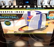 NEW IN BOX! BASKETBALL GAME! SHOOTOUT HOOPS!
