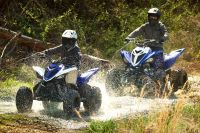 2018 Yamaha Raptor 90 Sport ATVs Fayetteville, GA